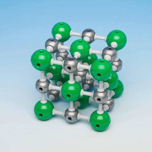 MKO-127-27 Sodium Chloride (Salt) 27 ion Open model