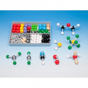 "MMS- 002 ""A"" Level Chemistry Inorg/Org Set"