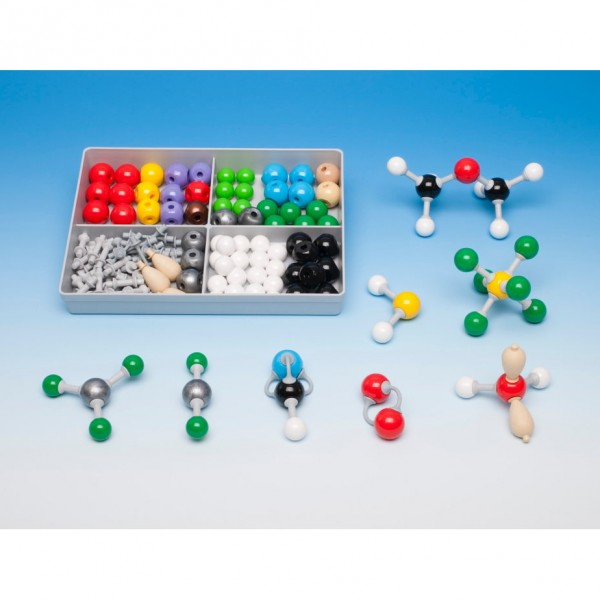 """MMS- 002 """"A"""" Level Chemistry Inorg/Org Set"""